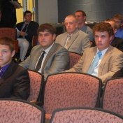 Aug. 25, 2011 PGA/GM Student Meeting