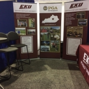 EKU PGM is ready for the show!