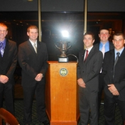 2011 EKU Jones Cup Team