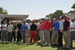2011 Welcome Back Golf Scramble