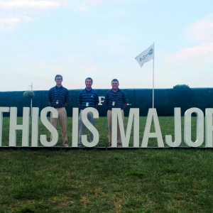 EKU PGA/Golf Management students at Valhalla